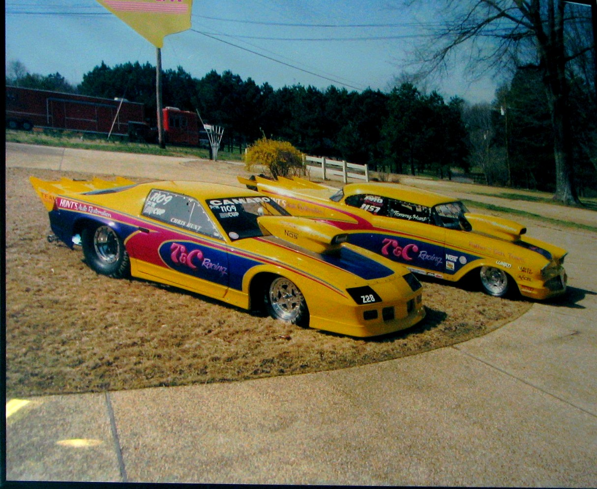 Classic Funny Car: Welcome To Alabama Classic Cars